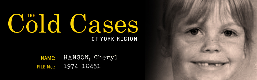 The Cold Cases of York Region: Cheryl Hanson